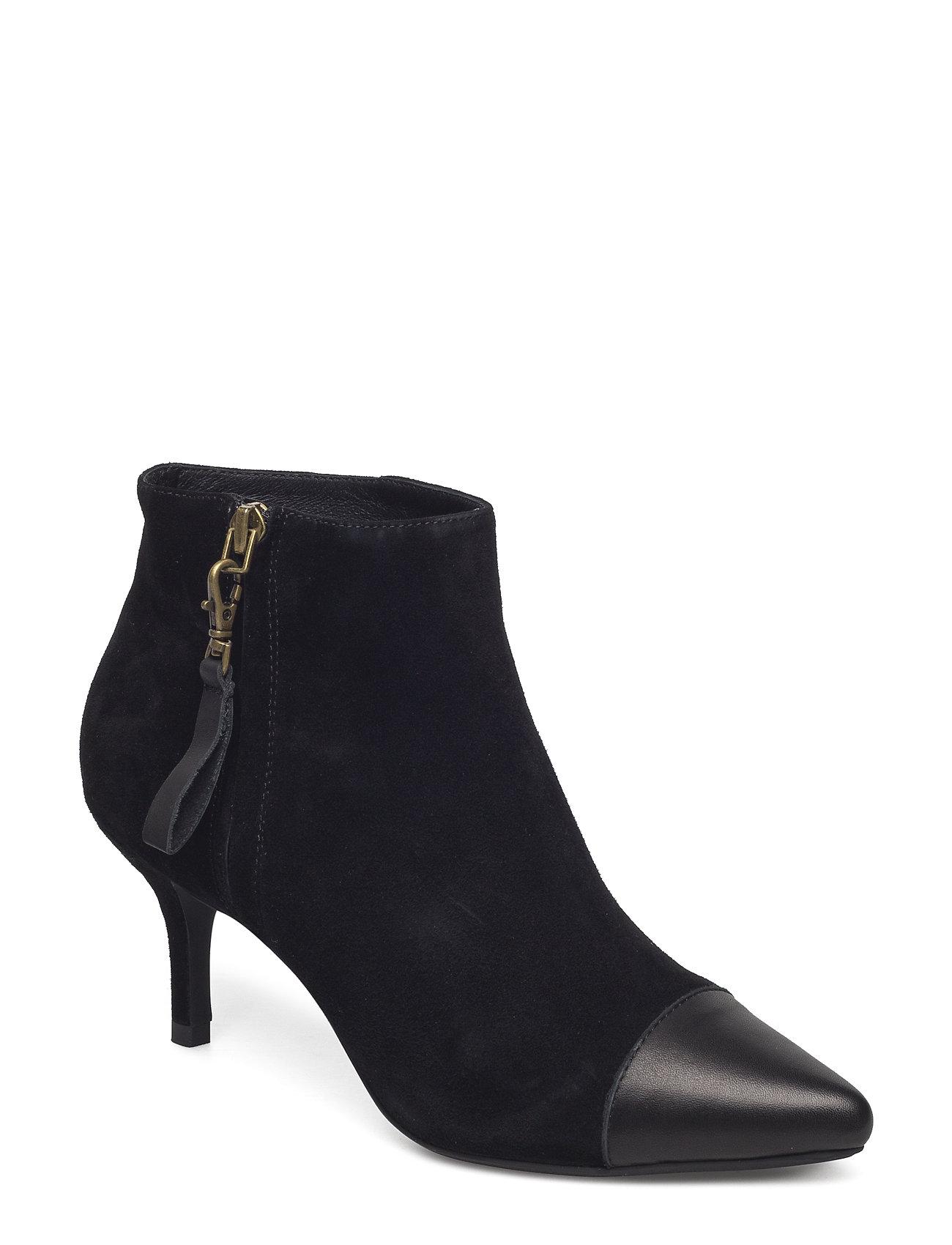 Shoe The Bear AGNETE MIX - BLACK
