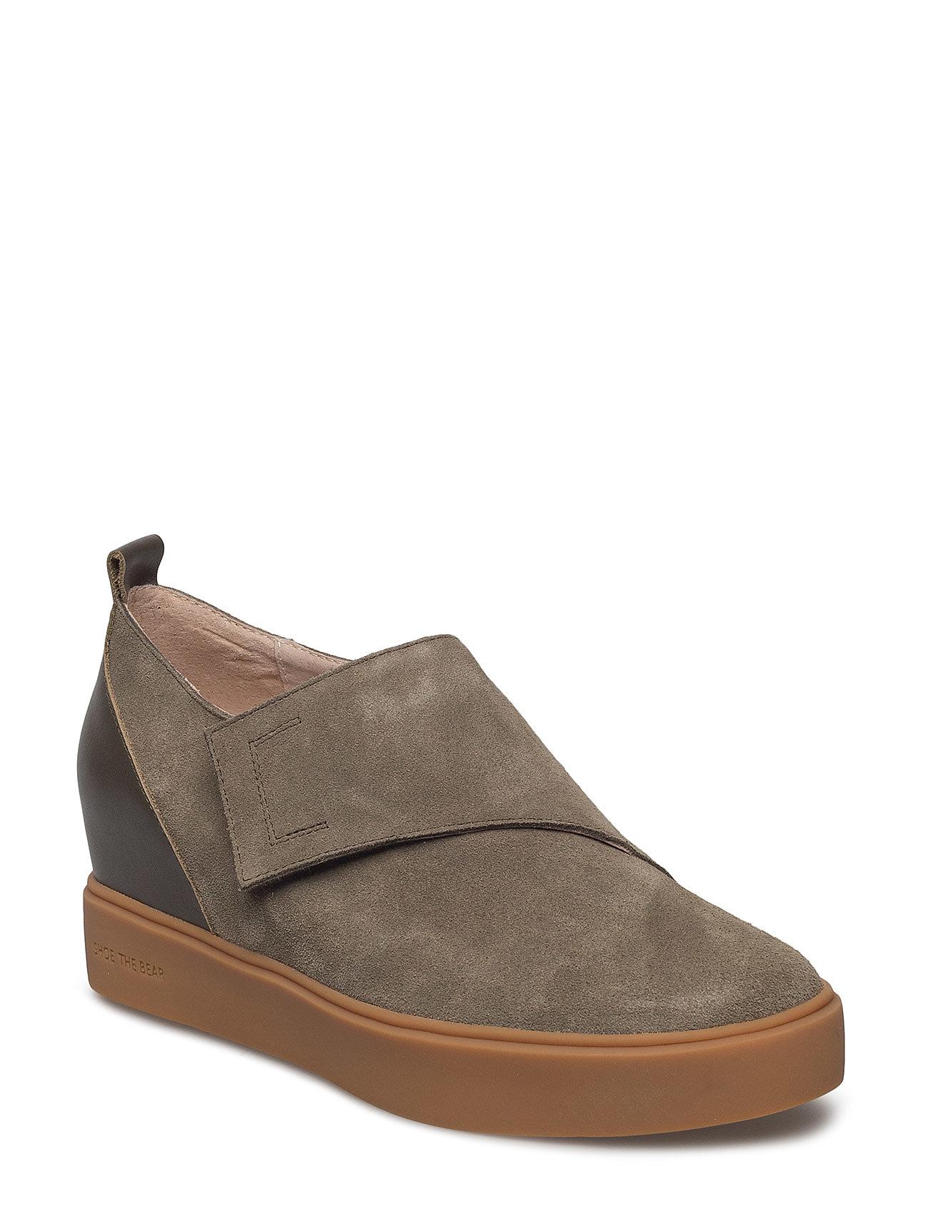 Image of Lisa S Sneakers Plateau Brun Shoe The Bear (3333153315)
