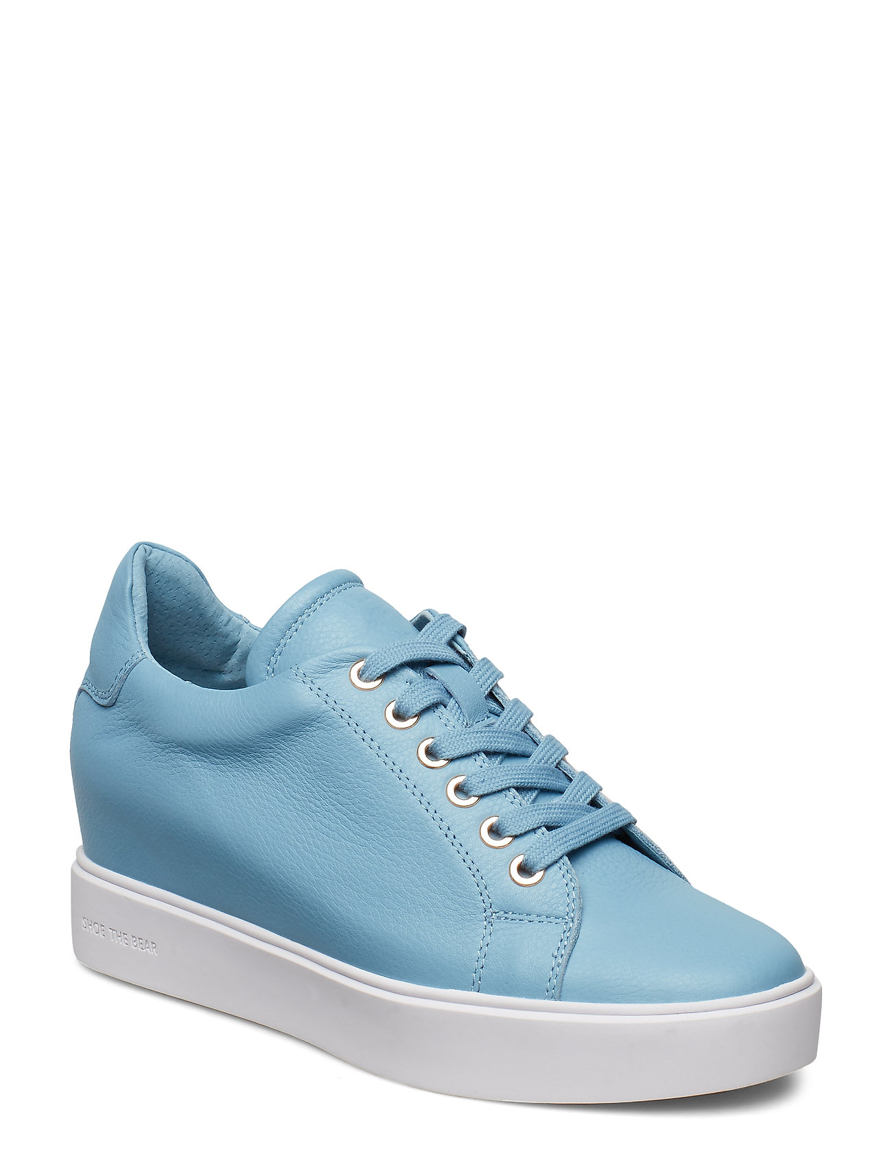 Image of Ava L Low-top Sneakers Blå Shoe The Bear (3406684831)
