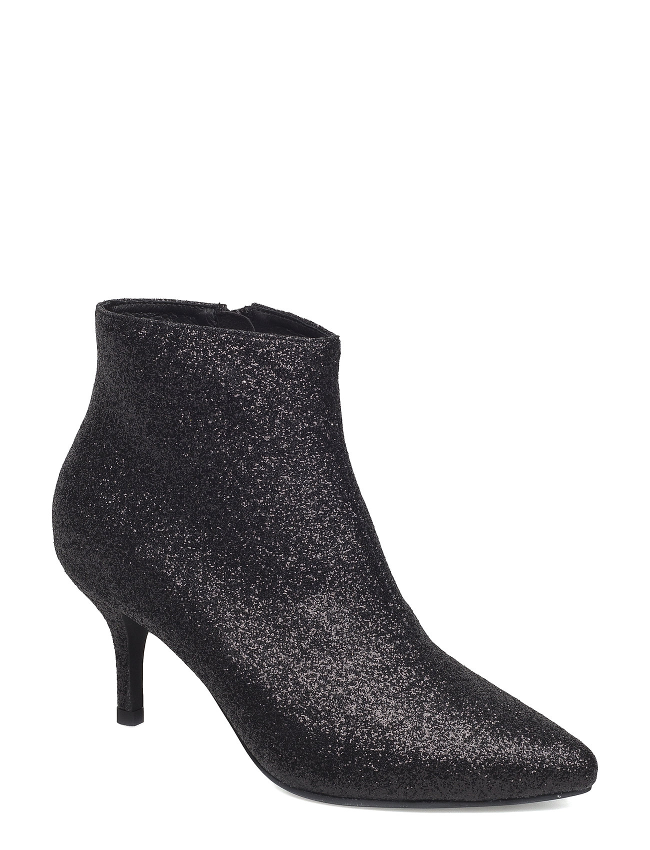 Image of Abby Shoes Boots Ankle Boots Ankle Boot - Heel Sort Shoe The Bear (3333153307)