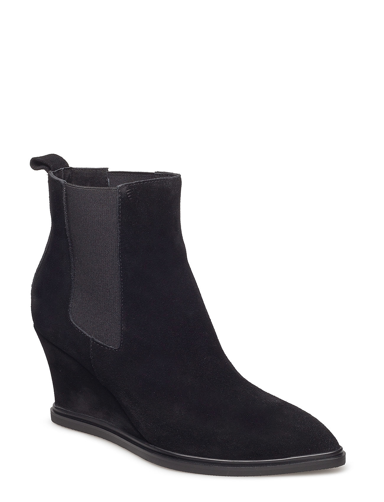 Image of Alea Chelsea S Shoes Boots Ankle Boots Ankle Boot - Heel Sort Shoe The Bear (3052621349)