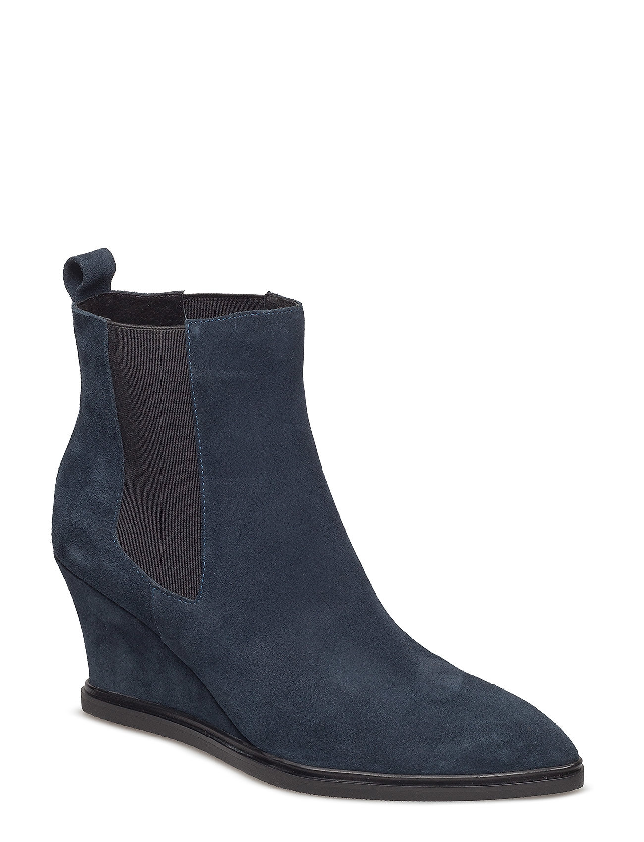 Image of Alea Chelsea S Shoes Boots Ankle Boots Ankle Boot - Heel Blå Shoe The Bear (3452120003)