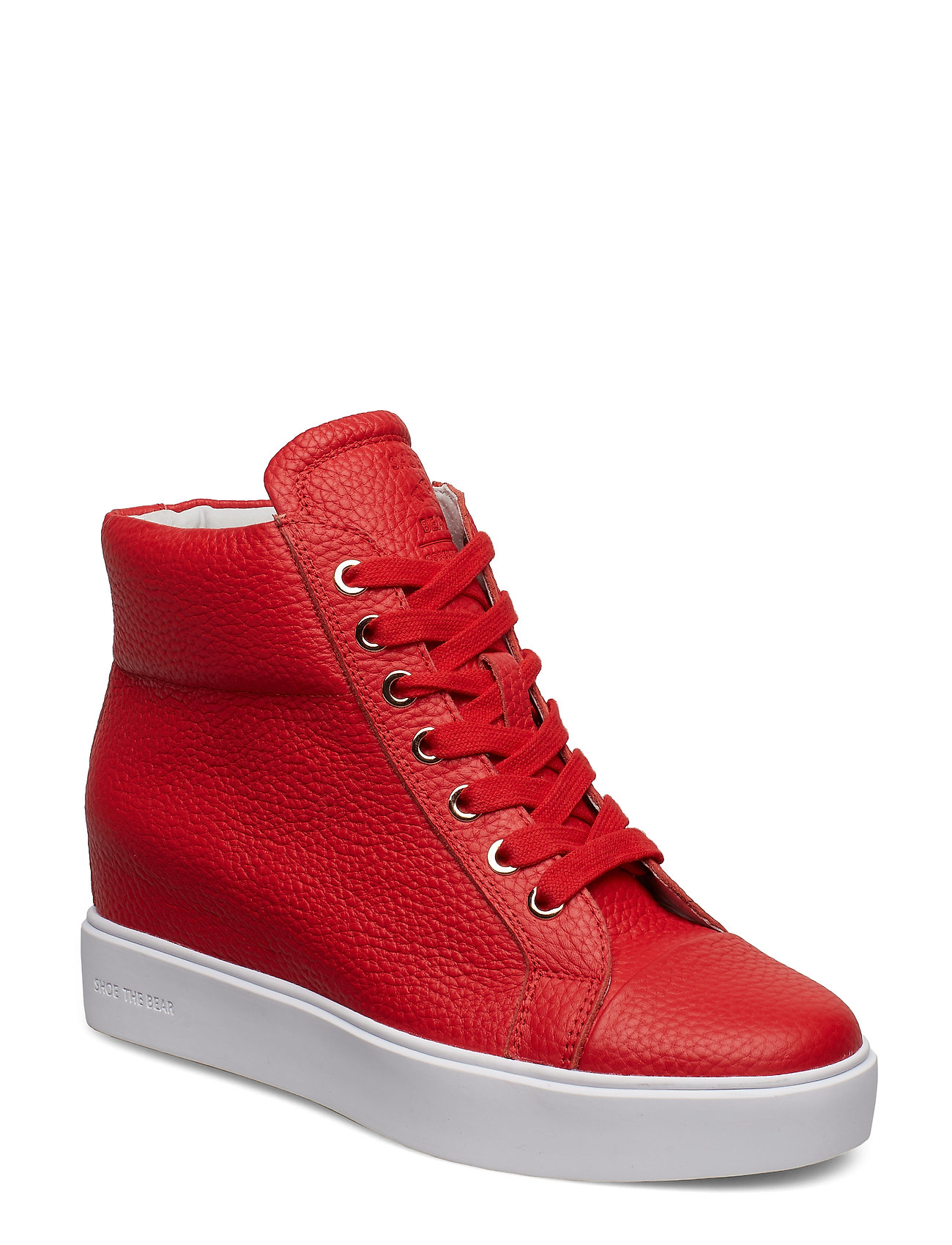 Shoe The Bear AVA HIGH TOP - RED