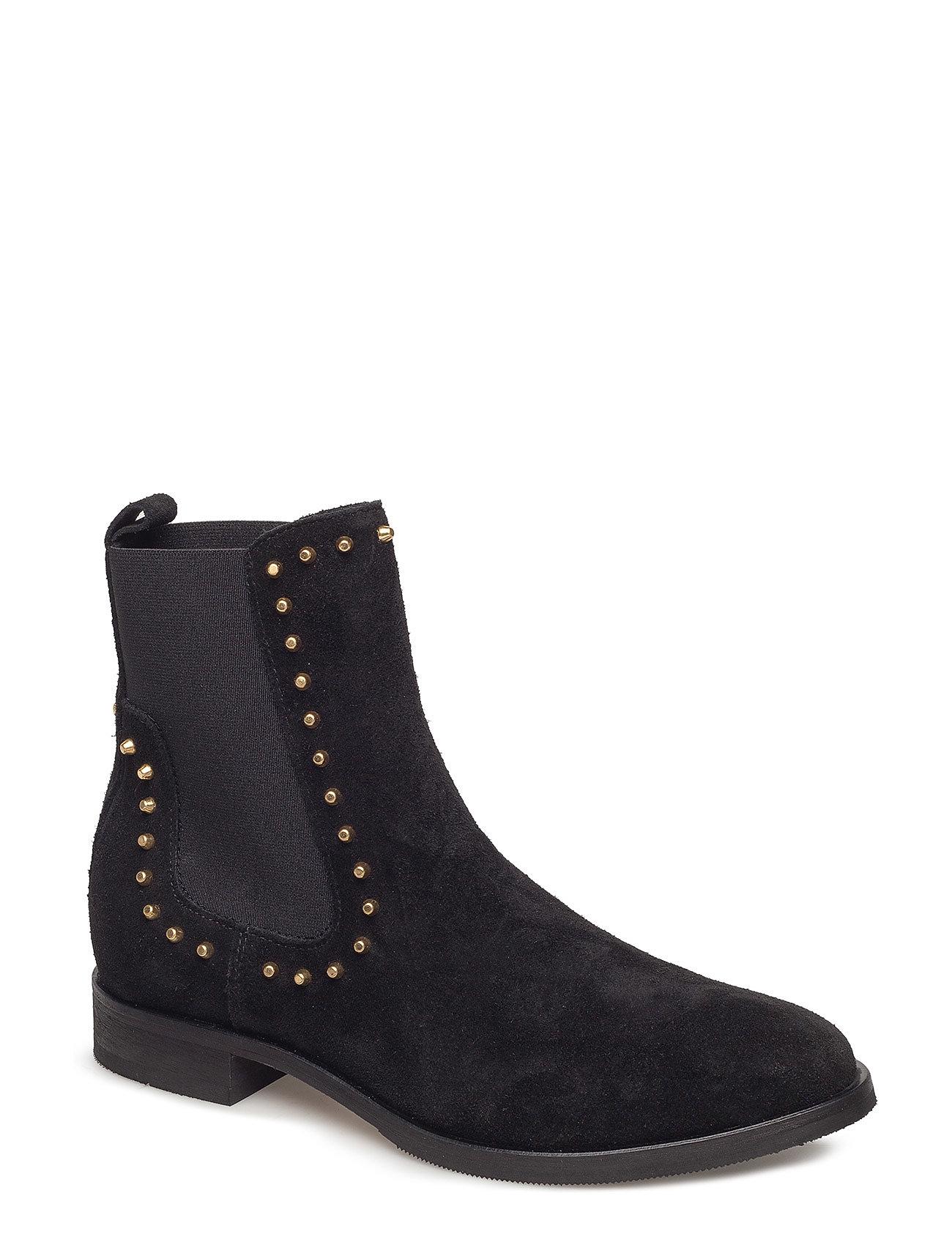 db691ab669f Shoe The Bear chelsea boots – Marla Studs til dame i Sort - Pashion.dk