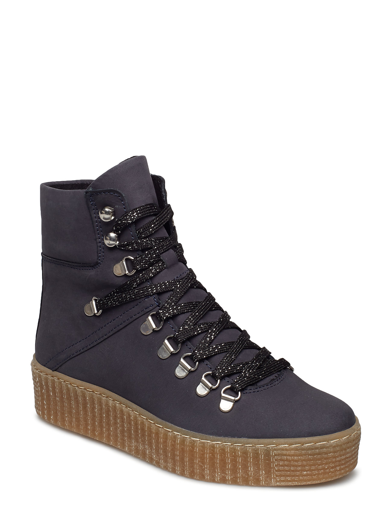 Image of Agda N Shoes Boots Ankle Boots Ankle Boot - Flat Sort Shoe The Bear (3452100407)
