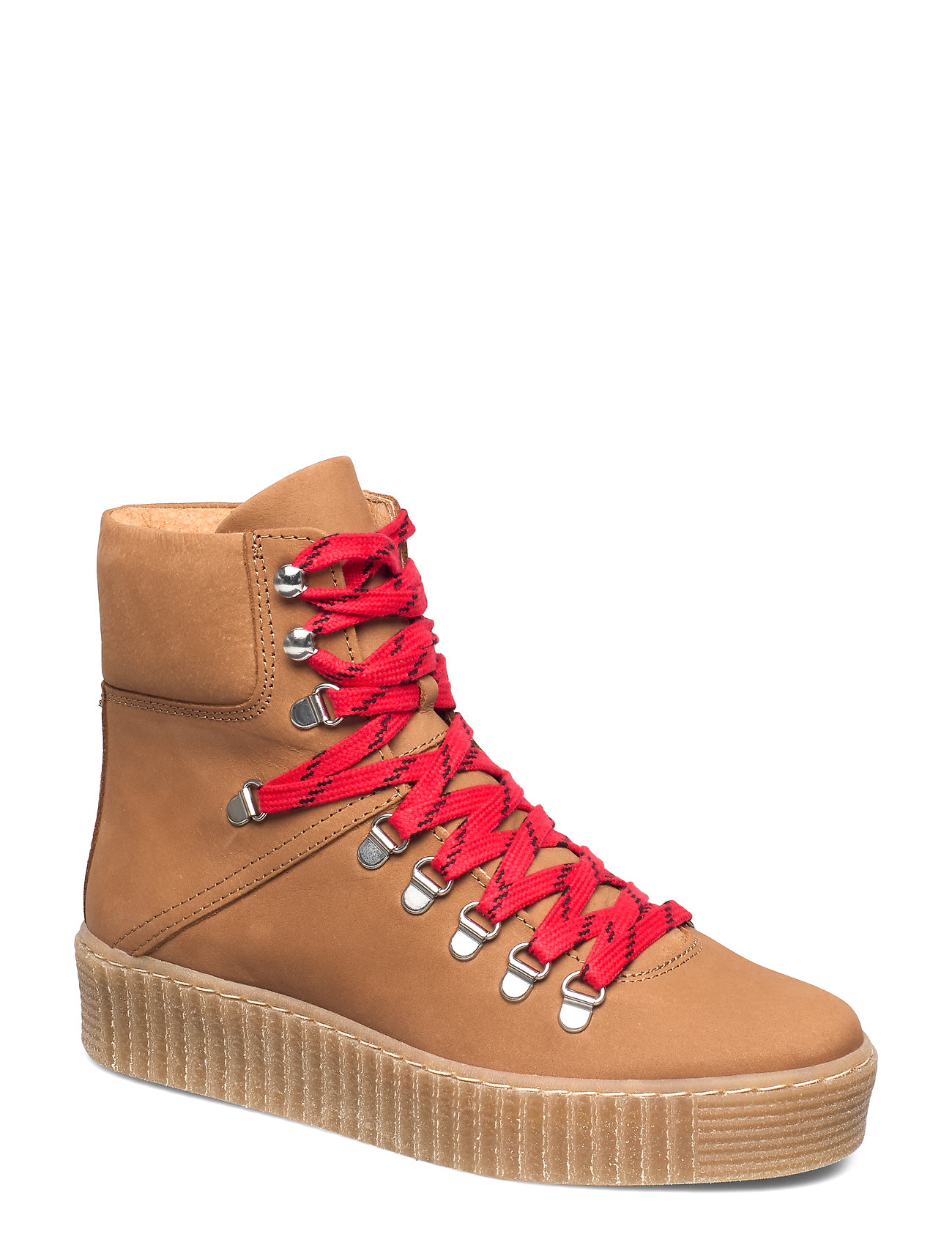 Image of Agda N Shoes Boots Ankle Boots Ankle Boot - Flat Lyserød Shoe The Bear (3406190543)
