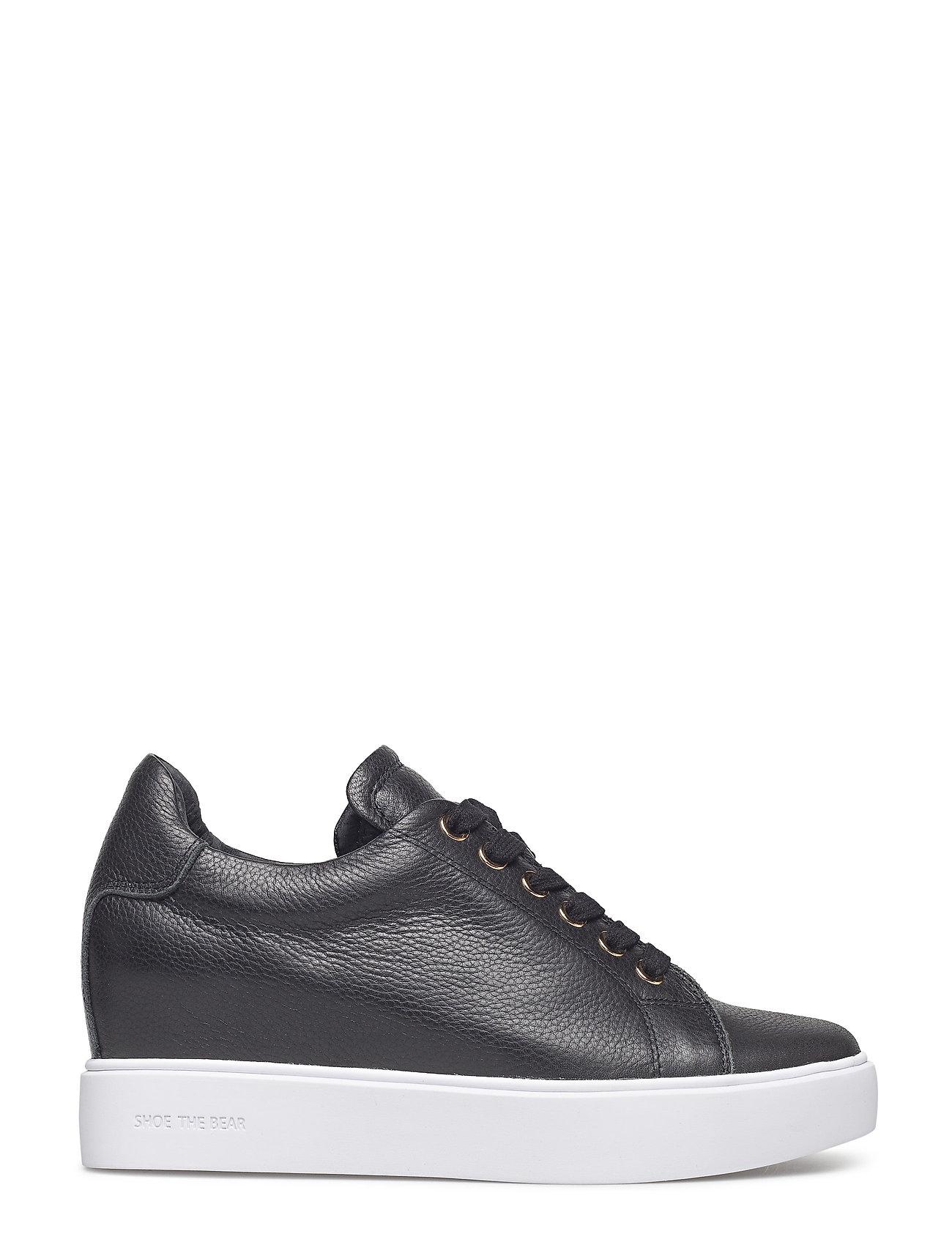 Image of Ava Grain Low-top Sneakers Sort Shoe The Bear (3536361459)