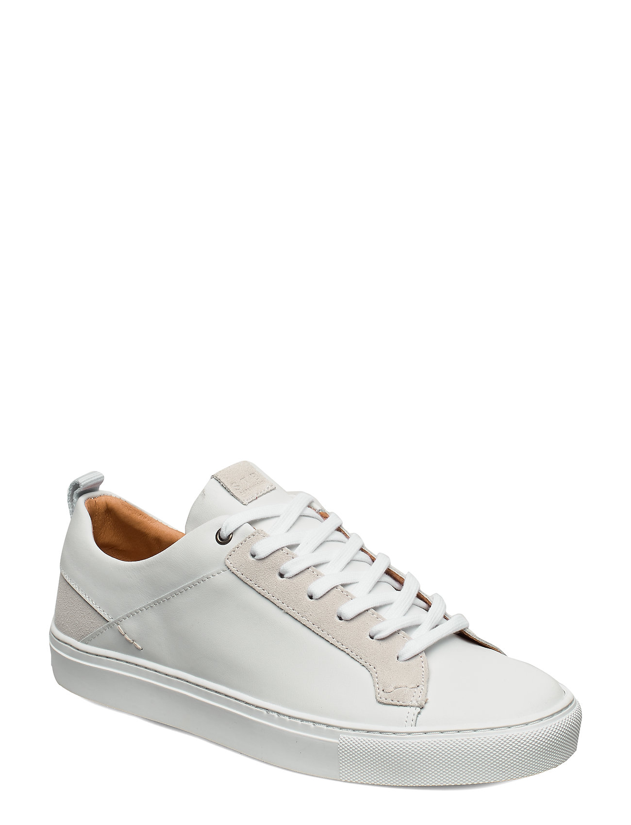 Image of Linden L Low-top Sneakers Hvid Shoe The Bear (3356552563)