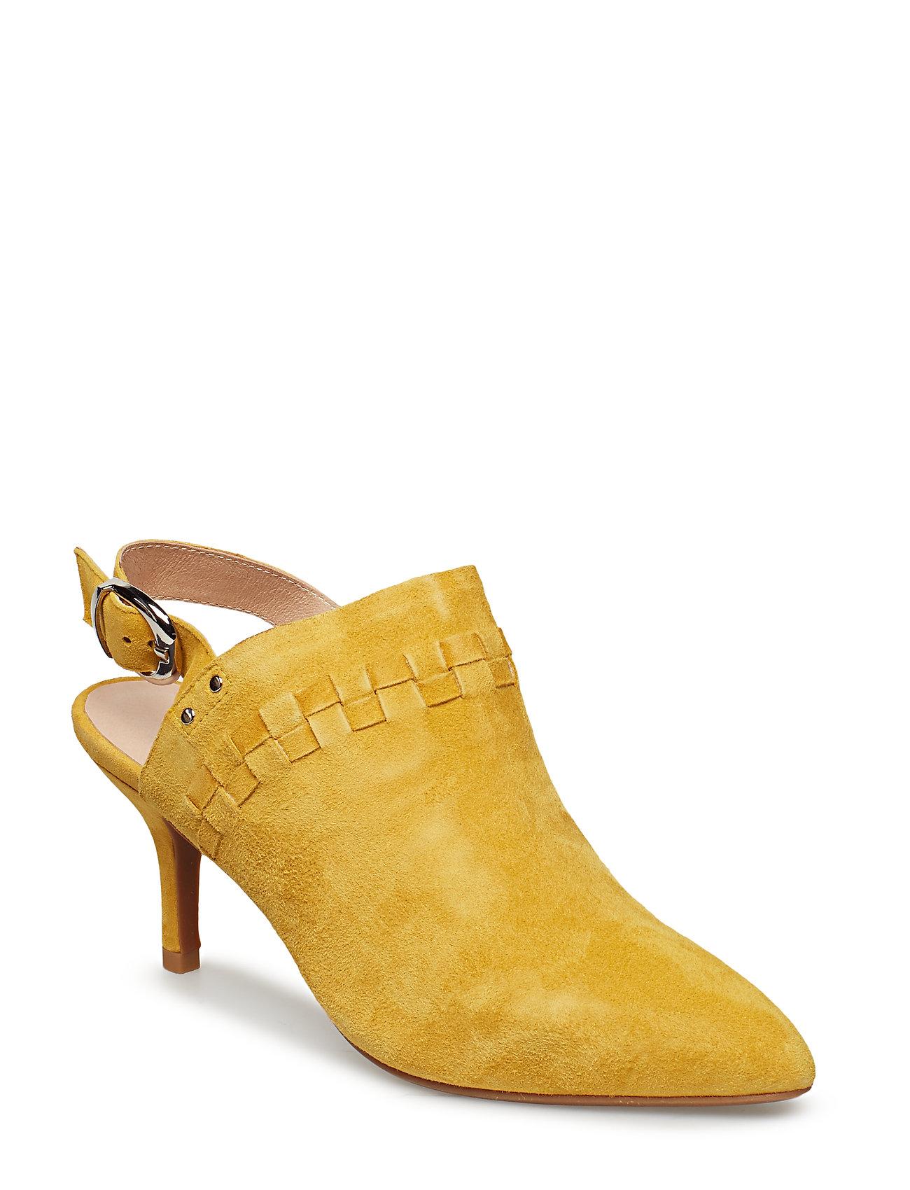 Shoe The Bear AGNETE SLINGBACK S - YELLOW