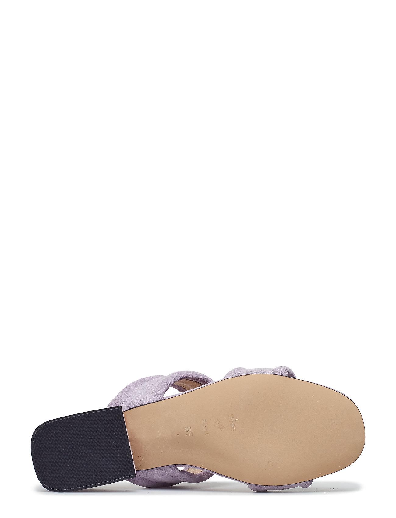 Shoe The Bear YASMIN SLIDE S - Absatzschuhe LILAC - Schuhe Billige