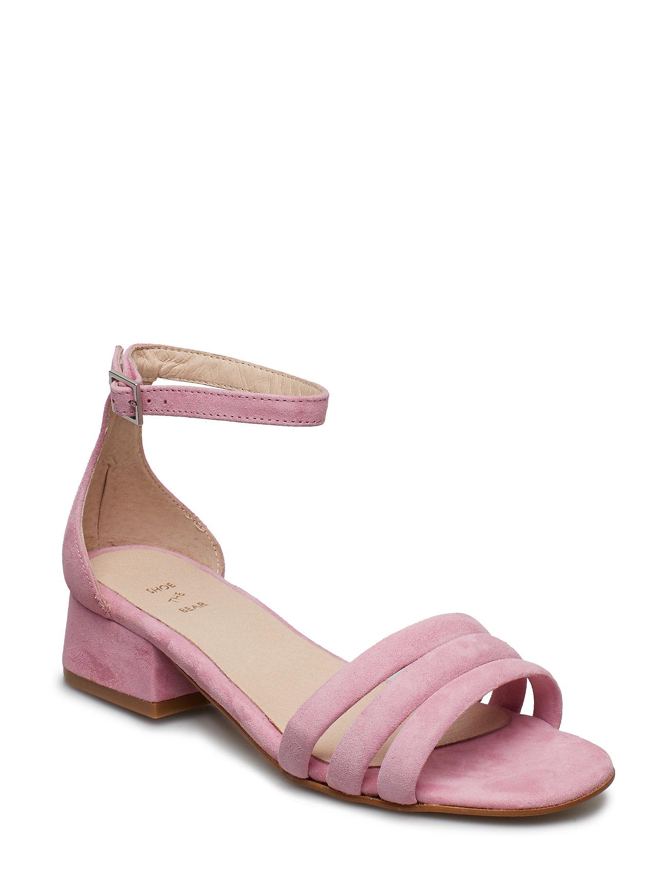 Image of Yasmin Puff S Sandal Med Hæl Lyserød Shoe The Bear (3120749761)