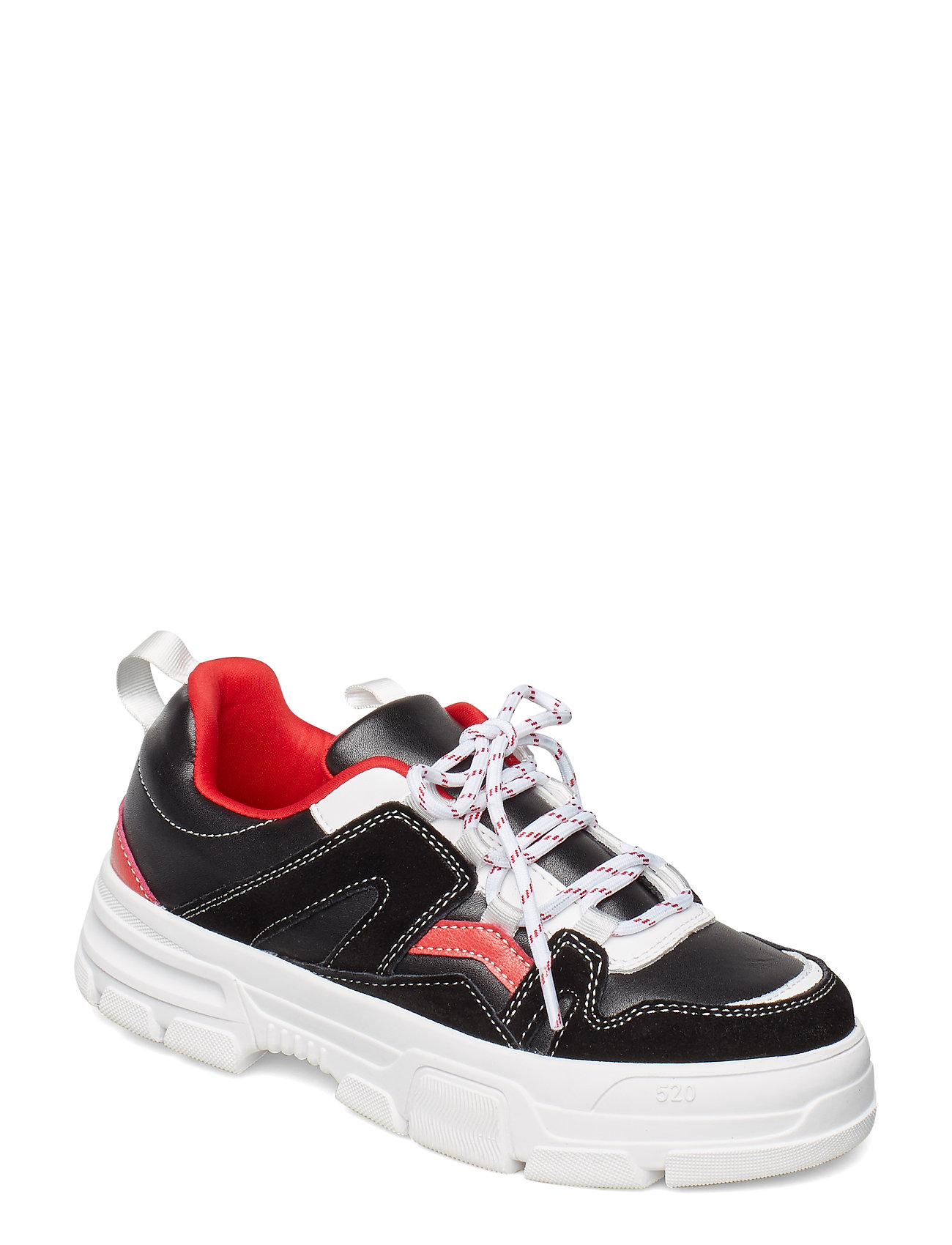 Image of Gwen Mix Low-top Sneakers Sort Shoe The Bear (3406187381)