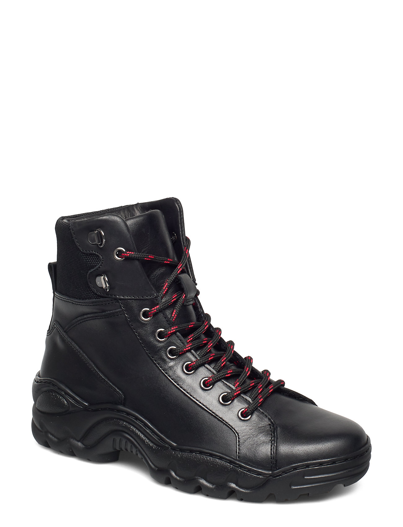 Image of Iceman Hike L Shoes Boots Ankle Boots Ankle Boot - Flat Sort Shoe The Bear (3406190595)