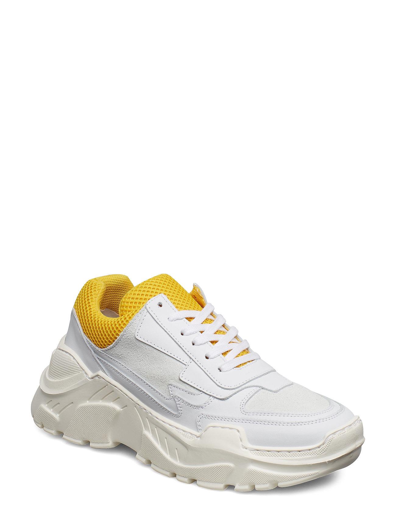 Image of Brenda Mix Low-top Sneakers Hvid Shoe The Bear (3173240653)