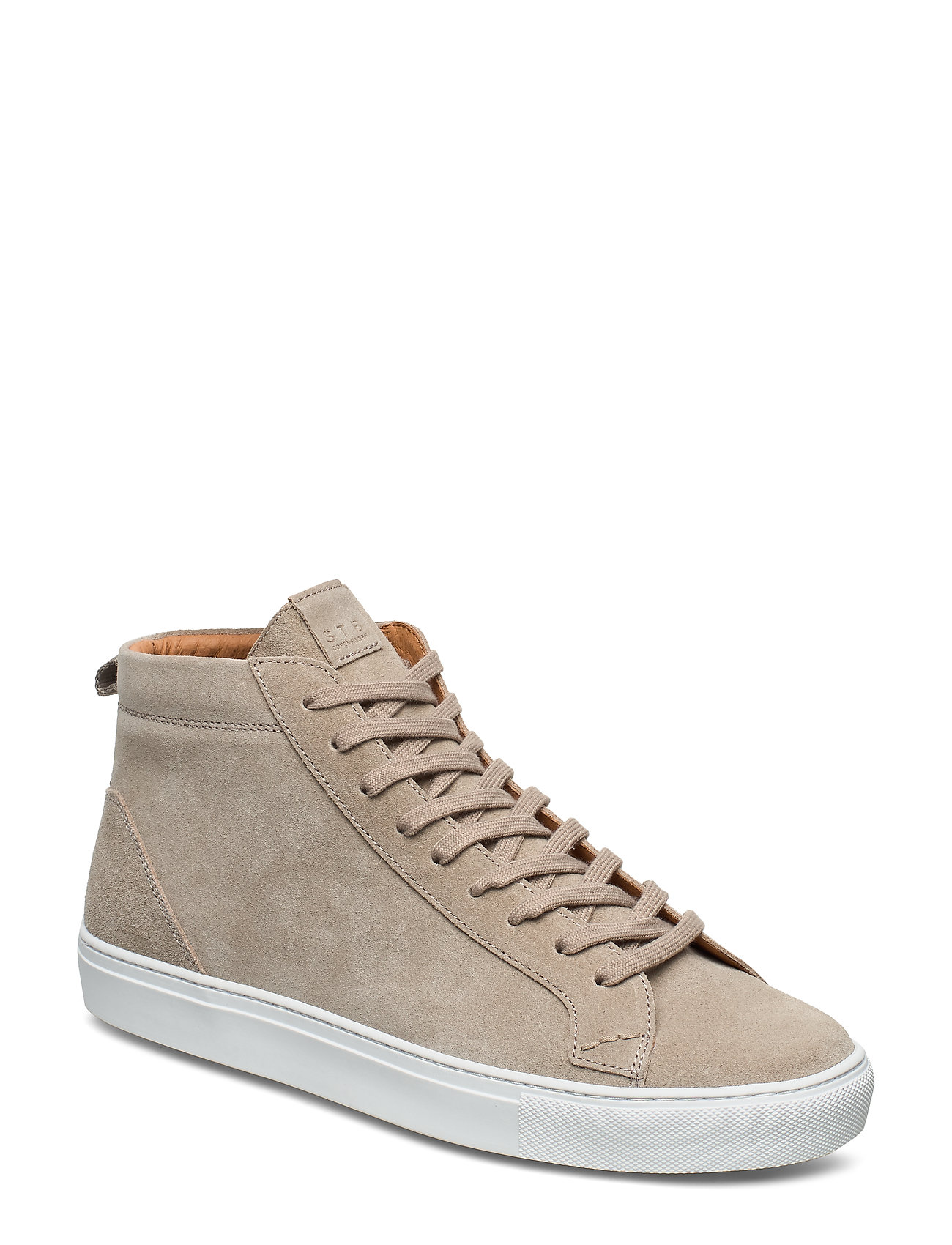 Image of Stb-Holmes S High-top Sneakers Beige Shoe The Bear (3356552565)