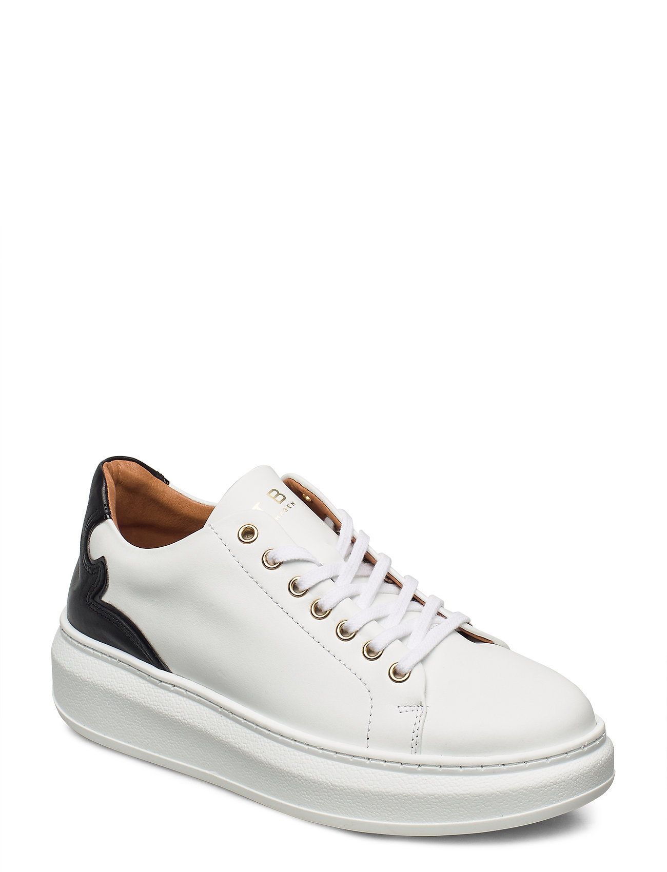 Image of Stb-Adina L Low-top Sneakers Hvid Shoe The Bear (3440758781)