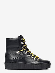 Shoe The Bear - AGDA L - flat ankle boots - black / black - 2