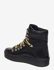 Shoe The Bear - AGDA L - flat ankle boots - black / black - 3