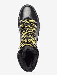 Shoe The Bear - AGDA L - flat ankle boots - black / black - 4