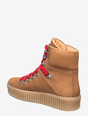 Shoe The Bear - AGDA N - flat ankle boots - tan - 3