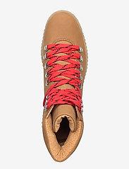 Shoe The Bear - AGDA N - flat ankle boots - tan - 4