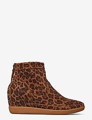 Shoe The Bear - EMMY LEO S - korolliset nilkkurit - brown leo - 1