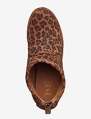 Shoe The Bear - EMMY LEO S - korolliset nilkkurit - brown leo - 3