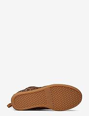 Shoe The Bear - EMMY LEO S - korolliset nilkkurit - brown leo - 4