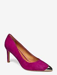 Shoe The Bear - CORA METAL TOE S - klassiset piikkikorkokengät - purple - 0