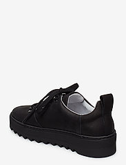 Shoe The Bear - LOUI SNEAKER N - matalavartiset tennarit - black - 2