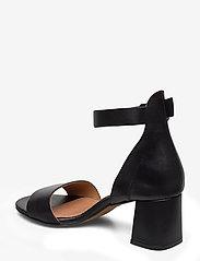 Shoe The Bear - STB-MAY L - høyhælte sandaler - black - 3