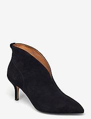Shoe The Bear - STB-VALENTINE LOW CUT S - stiefeletten mit absatz - black - 1