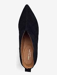 Shoe The Bear - STB-VALENTINE LOW CUT S - stiefeletten mit absatz - black - 3