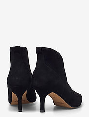 Shoe The Bear - STB-VALENTINE LOW CUT S - stiefeletten mit absatz - black - 4