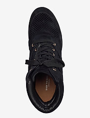Shoe The Bear - STB-EMMY LACE S - höga sneakers - black - 3