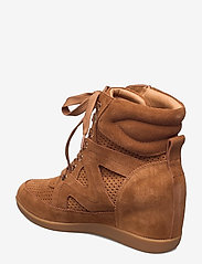 Shoe The Bear - STB-EMMY LACE S - höga sneakers - tan - 2