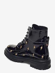 Shoe The Bear - STB-FRANKA BOLT L - platta ankelboots - black - 2