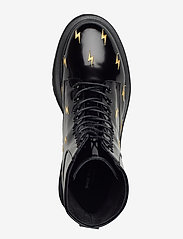 Shoe The Bear - STB-FRANKA BOLT L - platta ankelboots - black - 3