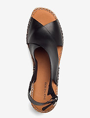 Shoe The Bear - STB-ORCHID CROSS L - espadrilles mit absatz - black - 3
