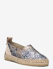Shoe The Bear - STB-IRIS T - flache espadrilles - blue - 0