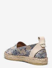 Shoe The Bear - STB-IRIS T - flache espadrilles - blue - 2