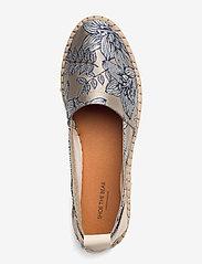 Shoe The Bear - STB-IRIS T - flache espadrilles - blue - 3
