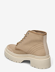 Shoe The Bear - STB-BEA RECYCLED T - flache stiefeletten - sand - 2