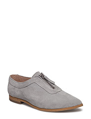 NADIA ZIP S - LIGHT GREY