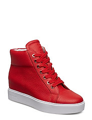 AVA HIGH TOP - RED