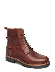 POLAR BOOT - BROWN