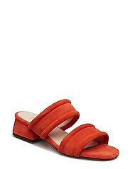 YASMIN SLIDE S - CORAL RED
