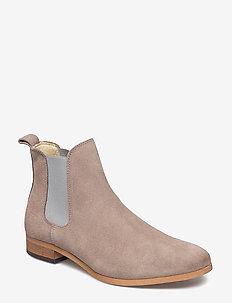 CHELSEA S - chelsea boots - grey