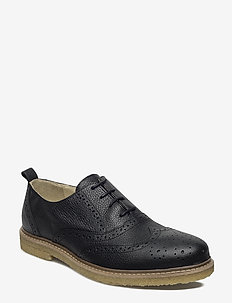 PAUL L - brogues - black