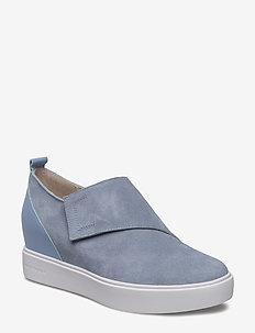 LISA S - chunky sneakers - blue